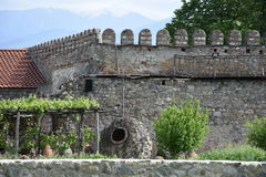 Alaverdi-Kloster, Kakheti, Georgia Lizenzfreie Stockfotos