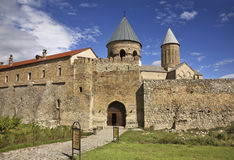 Alaverdi Monastery in Kakheti. Georgia Stock Photography