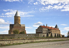 Alaverdi Monastery in Kakheti. Georgia.  royalty free stock images