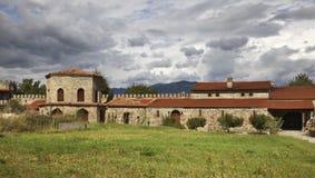 Alaverdi Monastery in Kakheti. Georgia.  stock photography