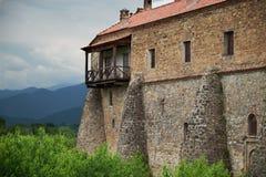 Alaverdy-Kloster, Kakheti, Georgia lizenzfreies stockfoto