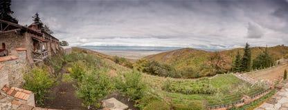 Alazani Valley Stock Photography