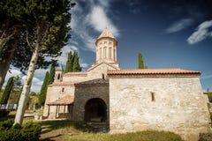 Alazany monaster obraz stock
