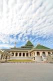 AlAzim moské Fotografering för Bildbyråer