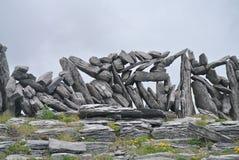 Albañil de piedra Fotografía de archivo
