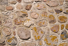 Albañilería de los escombros Fotos de archivo