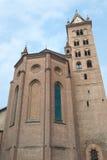 Alba (Ιταλία): καθεδρικός ναός Στοκ εικόνα με δικαίωμα ελεύθερης χρήσης