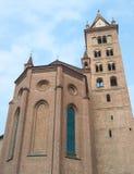 Alba (Ιταλία): καθεδρικός ναός Στοκ Φωτογραφίες