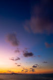 Alba fotografia stock