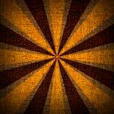 Alba arancione sulla priorità bassa del grunge Fotografie Stock Libere da Diritti