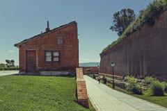 Alba Carolina Fortification Royalty Free Stock Photo