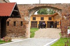 Alba Carolina Fortress 7 stock photos