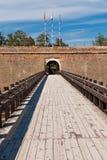 Alba Carolina Fortress-Cetatea de la Alba Iulia royalty free stock image