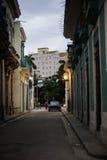Alba in Cuba immagine stock