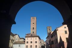 Alba (Cuneo, Italia) Fotos de archivo libres de regalías