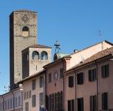Alba (Cuneo, Italia) imágenes de archivo libres de regalías