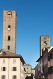 Alba (Cuneo, Italien) Stockfoto
