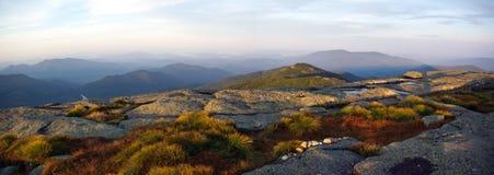 Alba di Adirondack Fotografia Stock