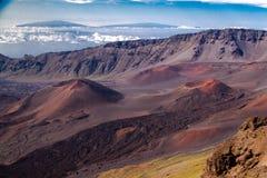 Alba di Haleakaka Fotografia Stock Libera da Diritti