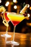 Alba di tequila Fotografie Stock Libere da Diritti