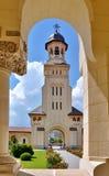 alba iulia собора правоверное Стоковая Фотография RF