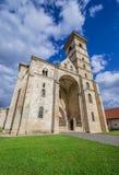 Alba Iulia Cathedral Arkivfoton