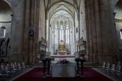 Alba Iulia Cathedral Stock Image