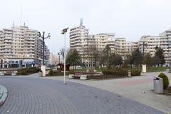 Alba Iulia - Centraal park Royalty-vrije Stock Afbeelding