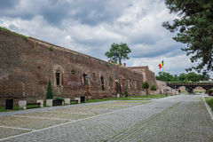 Alba Iulia Citadel Royalty Free Stock Image