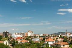 Alba Iulia City View Royalty Free Stock Images