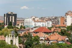 Alba Iulia City View Stock Photos