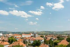 Alba Iulia City View Royalty Free Stock Photos