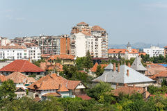 Alba Iulia City View Royalty Free Stock Photography