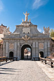 Alba Iulia Fortress Gate Stock Image
