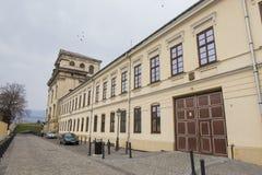 Alba Iulia landmarks -  Apor palace Stock Photo