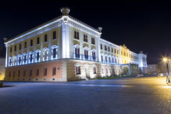 Alba Iulia landmarks -  Union Museum Royalty Free Stock Images