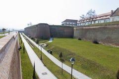 Alba Iulia landmarks Royalty Free Stock Images