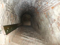 Alba Iulia old fortification Royalty Free Stock Photos