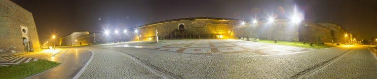 Alba Iulia-oriëntatiepunten Royalty-vrije Stock Foto