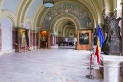 Alba Iulia-oriëntatiepunten - Unie Museum stock foto's