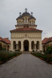 Alba Iulia Orthodox Cathedral Romania Royalty Free Stock Images
