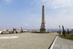 Alba Iulia - punkty zwrotni Zdjęcie Royalty Free