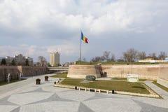 Alba Iulia punkty zwrotni Zdjęcie Royalty Free