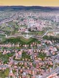 Alba Iulia Romania photographie stock libre de droits