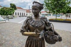 Alba Iulia in Romania Stock Image