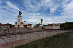 Alba Iulia, Romania Royalty Free Stock Photography