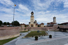 Alba Iulia, Romania Royalty Free Stock Image