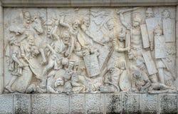 Alba Iulia in Romania Stock Images