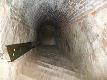 Alba Iulia stara fortyfikacja Zdjęcia Royalty Free