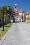 Alba Iulia Transylvania Romania Stock Photo